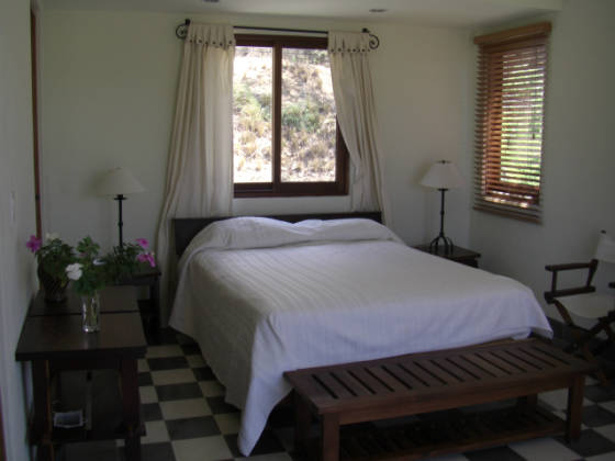 guest bedroom, villas de palermo