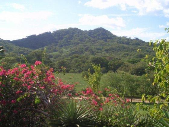 Lovely Mountain View in Nicaragua