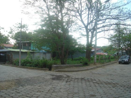 Lot in the village of San Juan del Sur